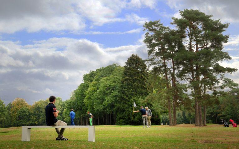 BANDI au golf