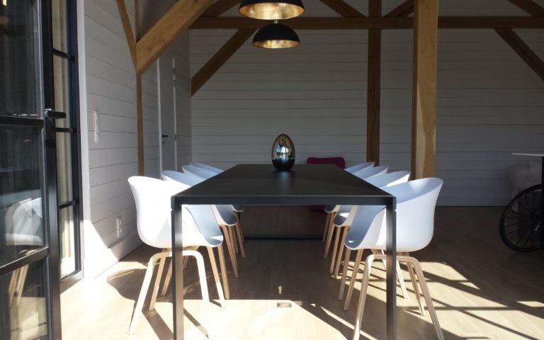 BANDI Table avec autres chaises