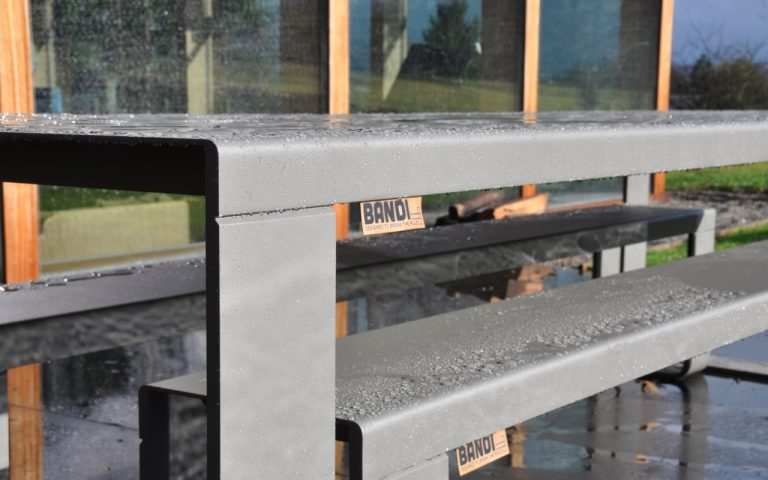 BANDI Table et banc weatherproof