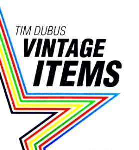 Logo Vintage Items